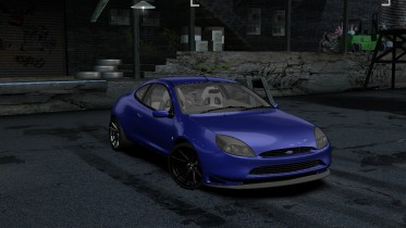1999 Ford Racing Puma