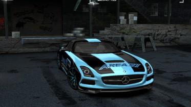 2013 Mercedes Benz SLS AMG Black Series Area 27