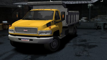 2002 GMC C6500 Topkick