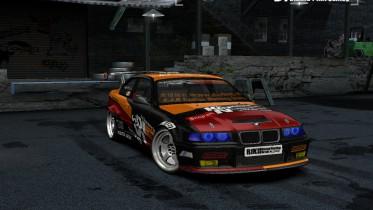 1997 BMW M3 E36 Formula Drift
