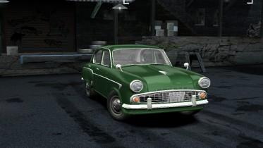 1958 Moskvich 407