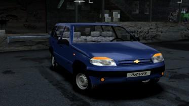 1998 Chevrolet Niva