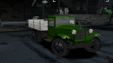 1932 GAZ AA