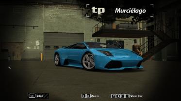 Lamborghini Murcielago LP-640 40th Anniversary Edition