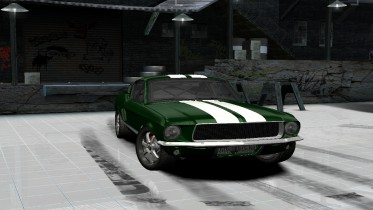 1967 Ford Mustang Fastback FnF3