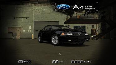 2003 Ford Mustang GT Centennial-Edition