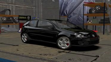 Volkswagen Golft GTI Black Edition