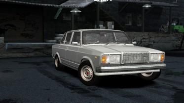 1982 Lada 2107
