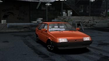 1987 Lada 2109 Samara