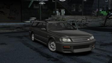 1997 Nissan Stagea Autech Version 260RS