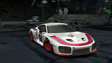 2019 Porsche 935 Martini