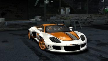2004 Porsche Carrera GT Ultra Edition