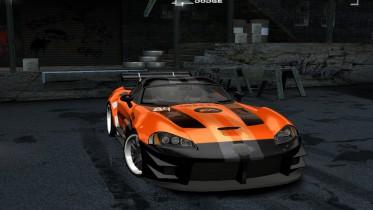 2005 Dodge Viper SRT-10 A-Spec