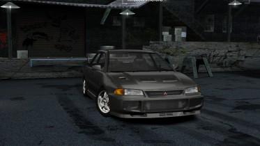 1995 Mitsubishi Lancer Evolution III GSR