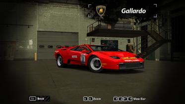 Lamborghini Diablo SV-R