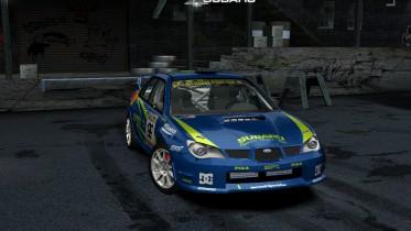 2007 Subaru Impreza WRX STI VT7r