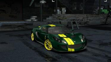 2010 Lotus Elise Trisor Edition