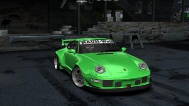 Porsche 911 RWB Pack