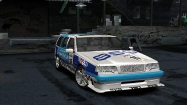 1994 Volvo 850 Estate BTCC