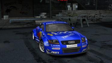 2002 Audi ABT TT-R DTM