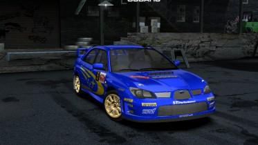 2006 Subaru Impreza WRX STI WRC S11