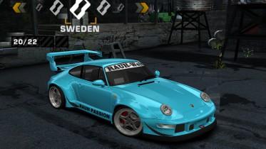 Porsche 911 RWB Pack V2