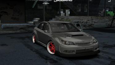 2011 Subaru Impreza WRX STI Varis