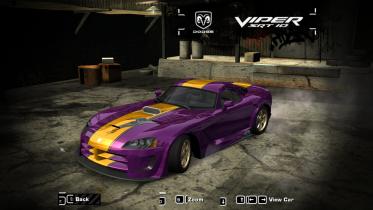 Dodge Viper SRT-10 (Los Colibries) COMING SOON