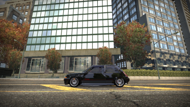 Renault Supercinco GT Turbo