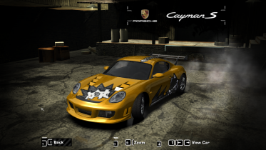 Porsche Cayman S Super Promotion Livery (COMING SOON)