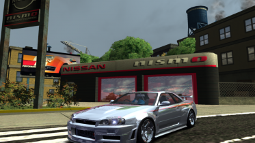 Nissan Nismo Z-Tune