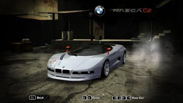 BMW Italdesign Nazca C2