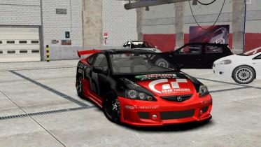 2001 Honda Integra Type-R Touring Car