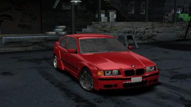 2000 BMW 323ti E36 Compact