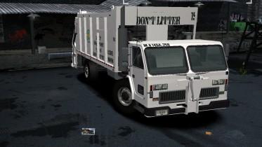 2012 Peterbilt 320 Garbage Truck