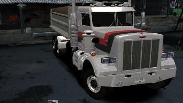 1977 Peterbilt 359 Dumptruck