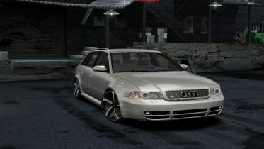 2001 Audi S4 Avant