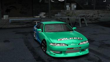 1992 Nissan Silvia S14 K's Formula Drift