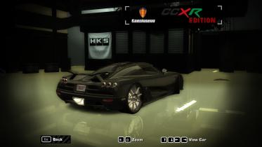 Koenigsegg CCXR Edition (Edited and Fixed Version)