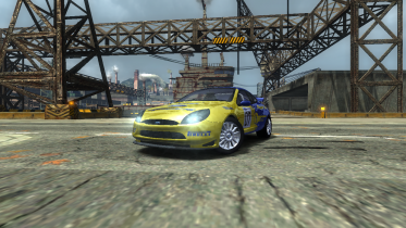 Ford Puma S1600
