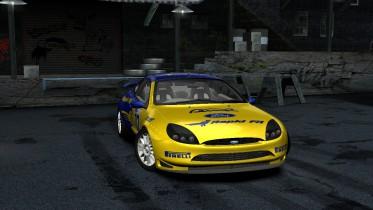 1999 Ford Puma S1600