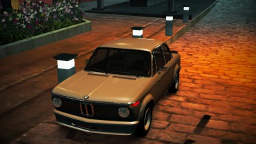 1973 BMW 2002 Turbo