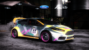 2012 Ford Fiesta ST (NFS No Limits Launch Edition)