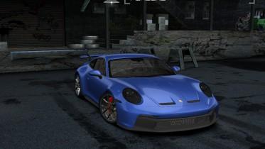 2022 Porsche 911 GT3 (992)