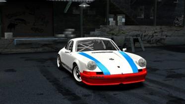 1972 Porsche 911 STR II
