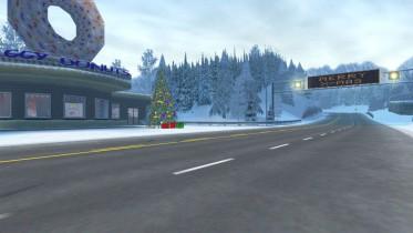 Snowy Enhanced X-Mas