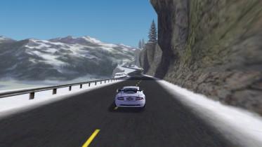Rocky Pass Winter Version