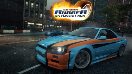 Burnin' Rubber Skyline's Pack